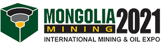 Logo for Mongolian Mining - International Mining and Oil Expo 2021