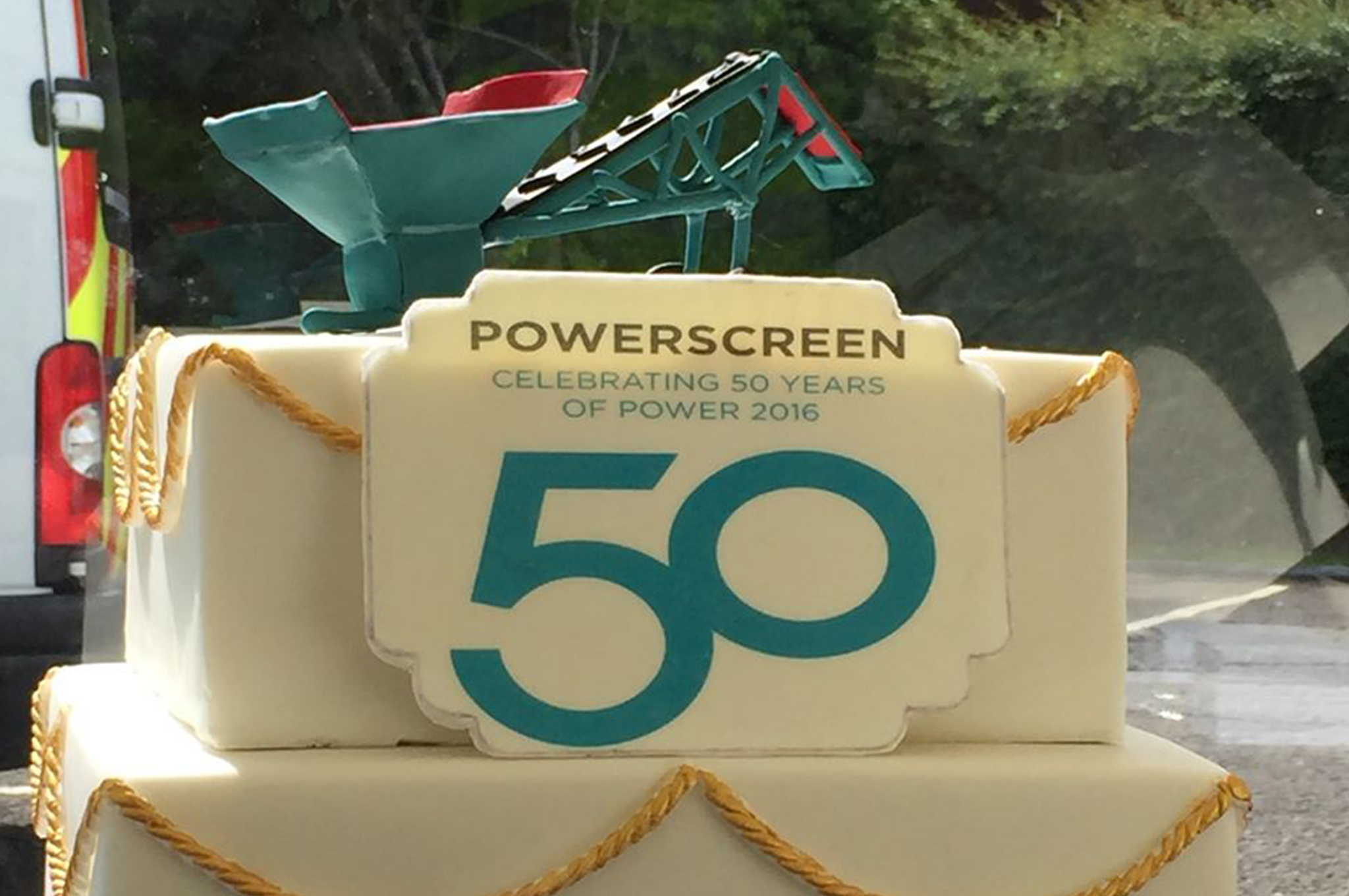 powerscreen-50-year-celebration