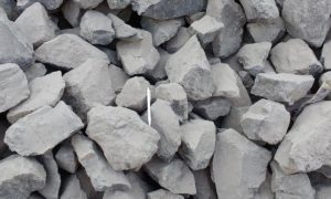 30mm to 80mm crushed limestone