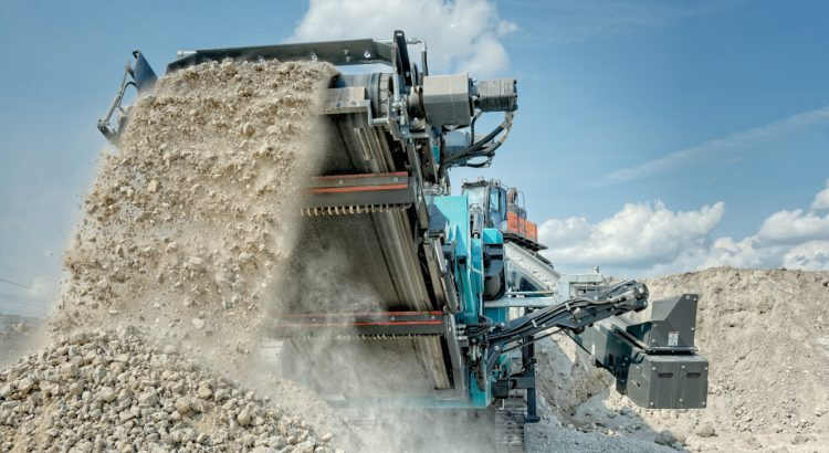 Aggregates Overview - Aggregates, Sand, and Gravel | Powerscreen