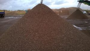 Sand and gravel 5mm to 14mm