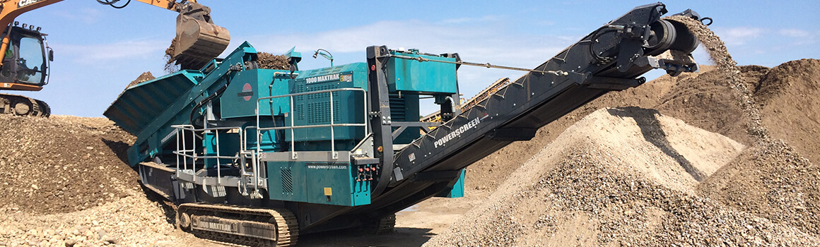 Powerscreen Cone Crusher