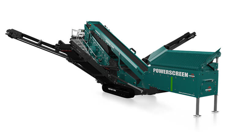 Powerscreen Chieftain 1700 3 Deck Screen